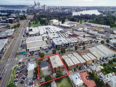 Offices for sale in perth greater region wa for 256 st georges terrace